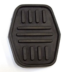 GPR0107 - Pedal Pad, brake and clutch, 1976-90