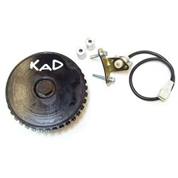 KAD Viscous Damper with Ignition Trigger Kit