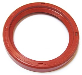 Oil Seal, Rear Main, Red