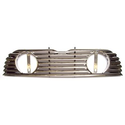 Grille, Mk1, Morris Cooper and S, with lamp openings