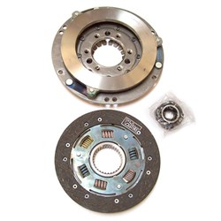 Clutch Kit, Verto, 190mm disc, 1990-on, SPi and MPi