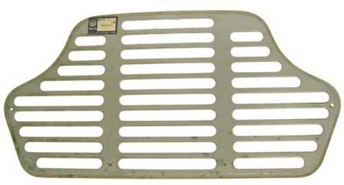 Grille Panel, Late Moke