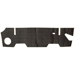 Soundproofing Pad, firewall only, Mk1-2