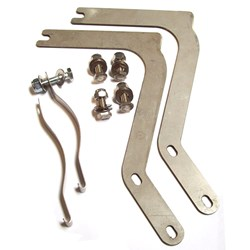 Bonnet quick release hinges, Mk1 and Mk2
