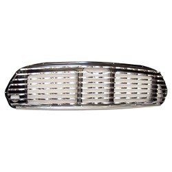 Grille, Mk2-on, Wavy, for Retro Look