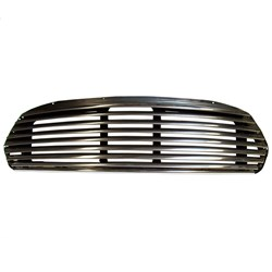 Grille, Mk2-on, Stainless, for Internal Bonnet Release