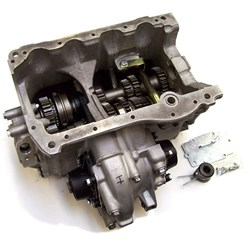 5-Speed Rod-Change Transmission, Straight-Cut Gears, 3.44