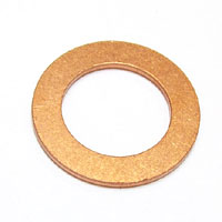 Drain Plug Washer, Copper