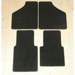 Floor Mat Set, 4-piece, Traveller, 1973-80