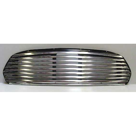 Grille, Mk2-on, Cooper, internal bonnet release