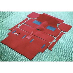 Deluxe Moulded Carpet Set, Estate to 1973