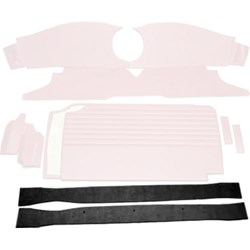 Door Pocket Liners, Mk1-Mk2, Pair