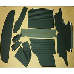 Interior Panel Kit, Mk1 / Mk2, 1959-1970