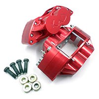 "KAD Alloy 4-Pot Calipers for 12-13"" Wheels"
