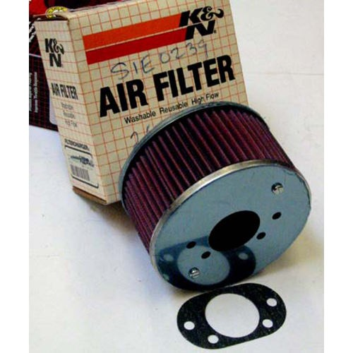 "Air Filter, K&N, HIF6, 3.25"" Deep"