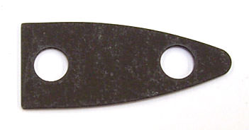 Boot Hinge Gasket, upper
