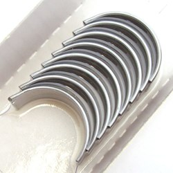 Rod Bearing Set, 1300 and A+, road engines - shown in protective packaging