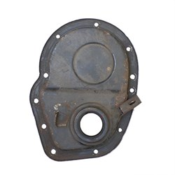 Timing Chain Cover, A+, w/out Breather, Used