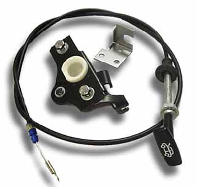 Internal Bonnet Cable Release Kit