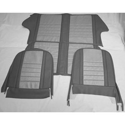 SC3010 seat cover kit, solid colors