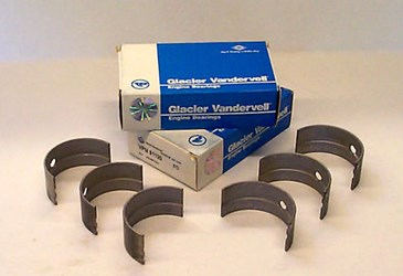 Main Bearing Set, 1275/1300, Vandervell VP2